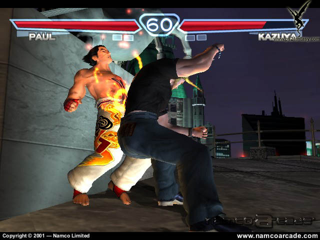 Tekken 4 Cheats Ps2